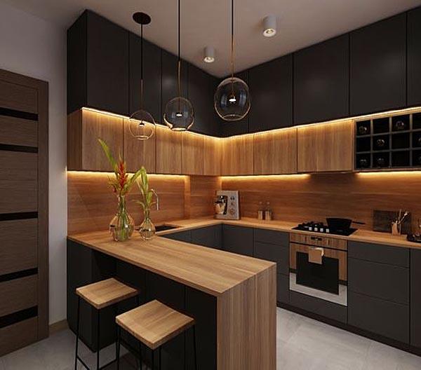 đèn tủ bếp