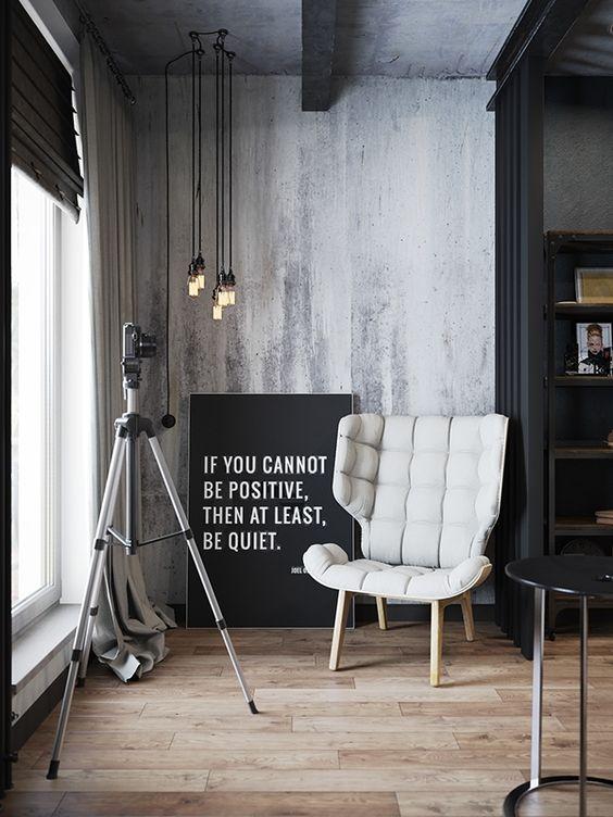 trang trí studio
